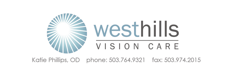 West Hills Vision Care: The Blog logo